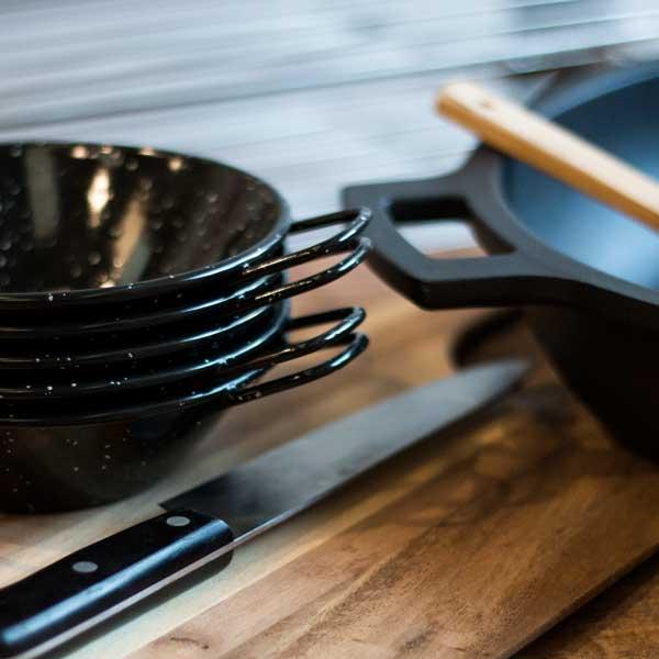 Servicio y Cocina